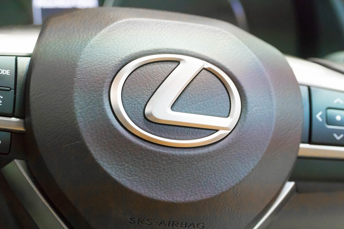 Achieving Transformational Change in Real Life for Lexus