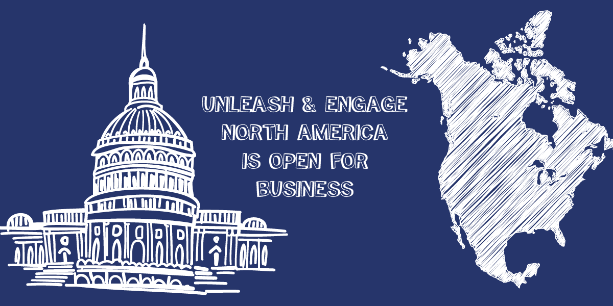 Foundations for success – Unleash & Engage North America is open for business