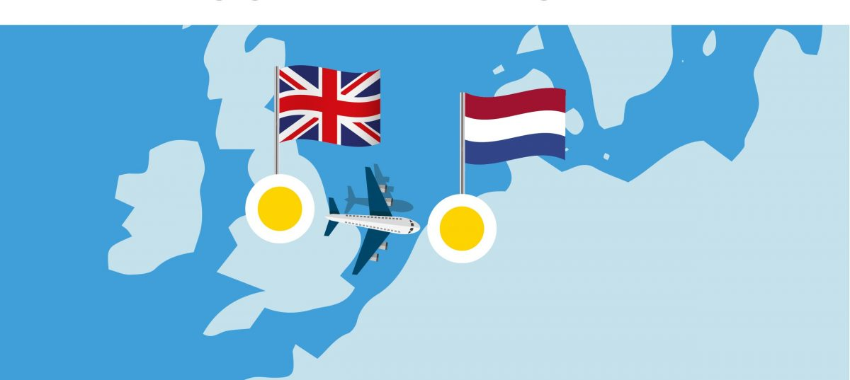 Good news – Our new Dutch office is now open!